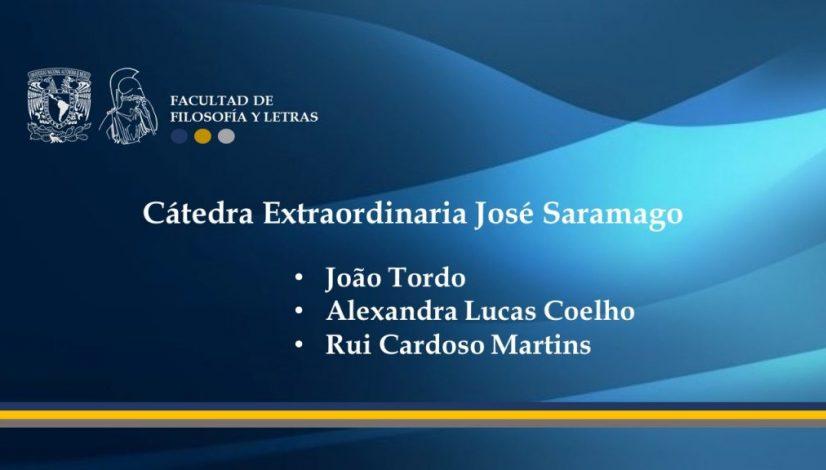 Catedra Jose Saramago