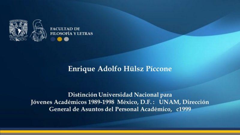 Enrique Adolfo Hülsz Píccone