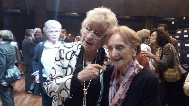 Juliana González y Carmen Rovira