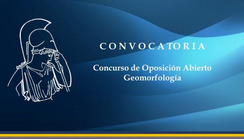 COA Geomorfologia