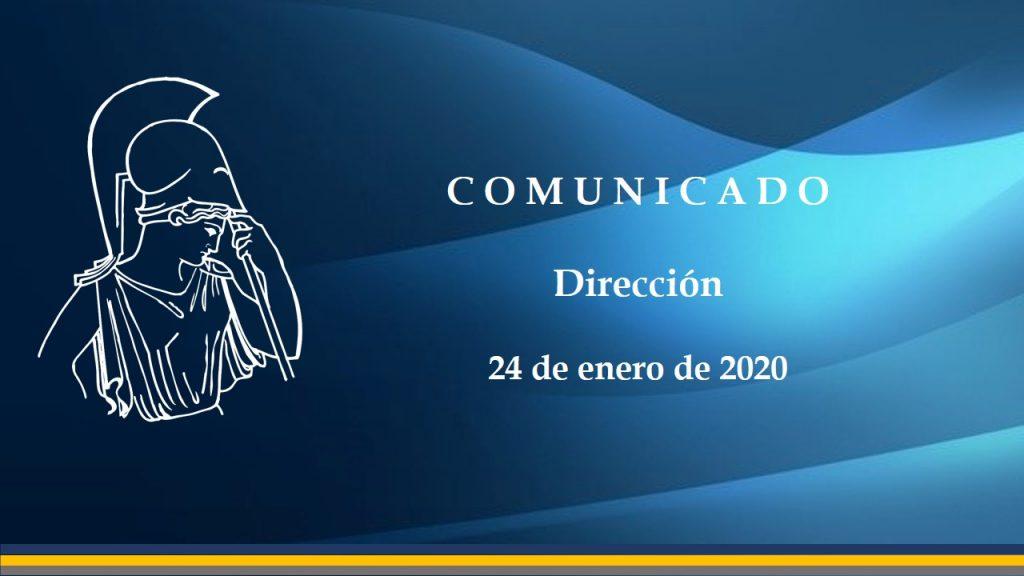 20200124_comunicado_direccion