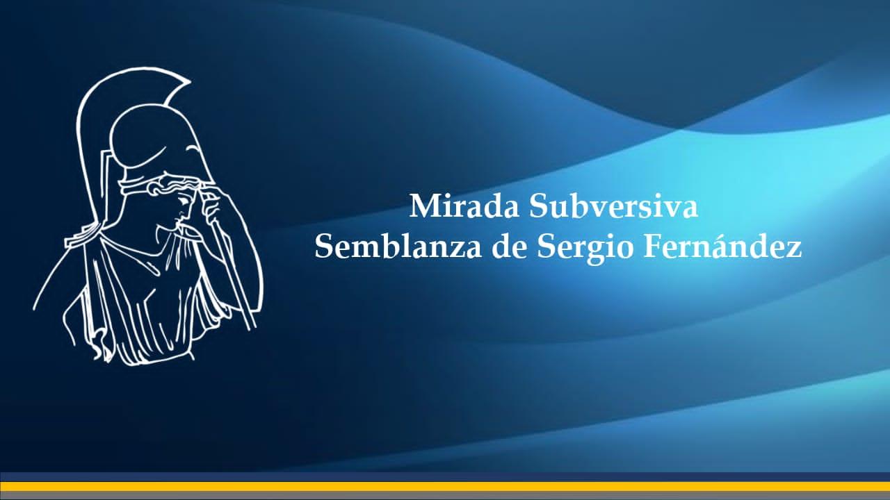 Semblanza Sergio Fernández