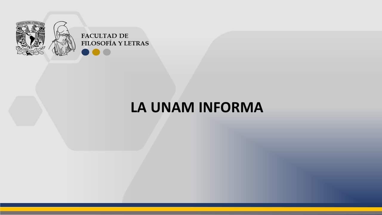 Boletín UNAM DGCS 465