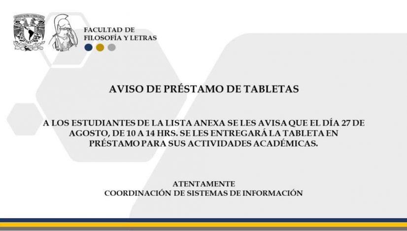 aviso tablet 27