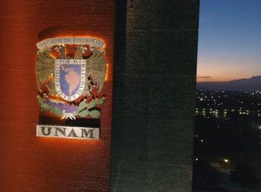 BIENVENIDA GENERAL UNAM