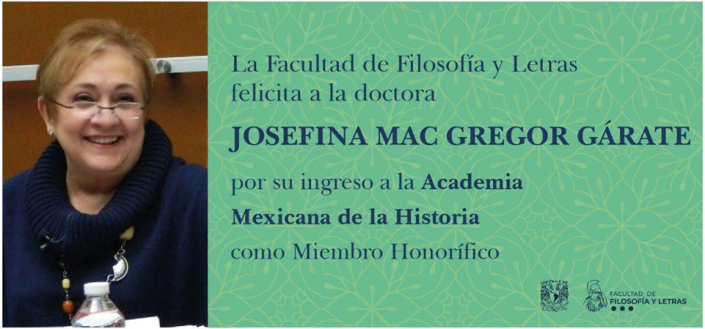 Josefina Mac Gregor Garate