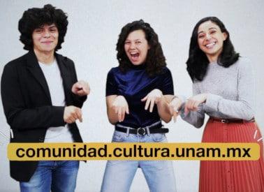 BIENVENIDA CULTURA UNAM