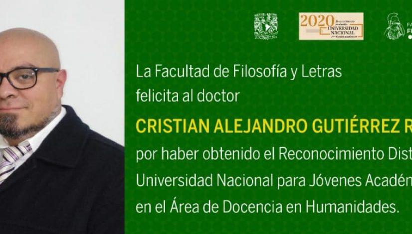 Cristian Alejandro Gutiérrez Ramírez