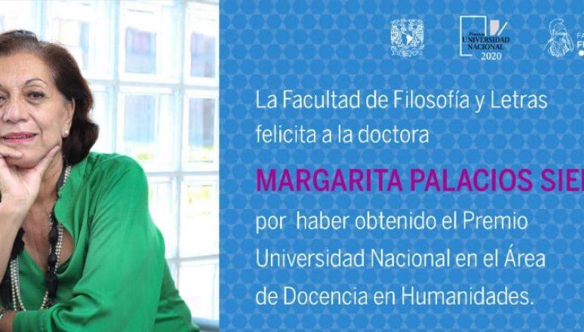 Margarita Palacios Sierra