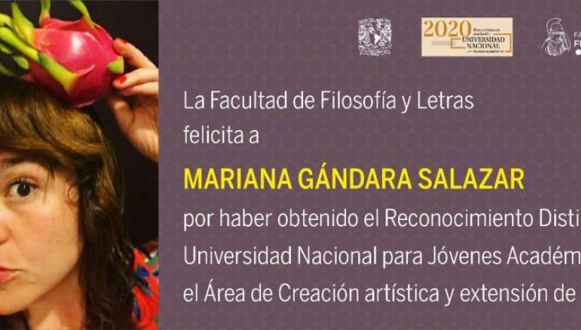 Mariana Gándara Salazar
