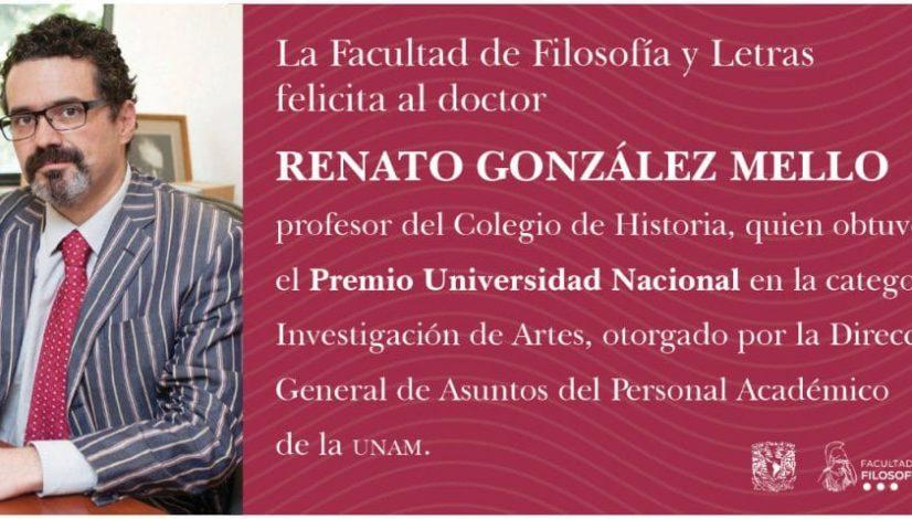 Renato González Mello
