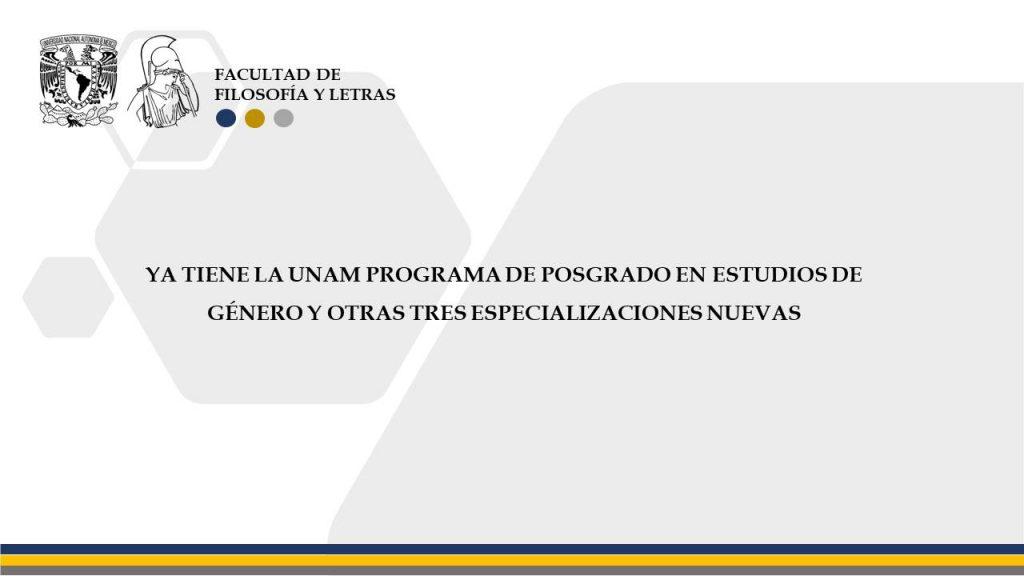 programa de posgrado