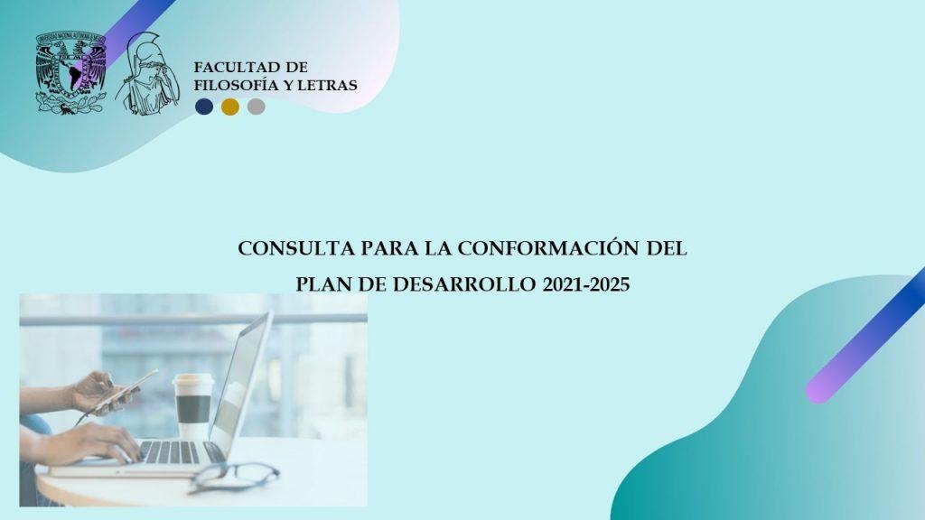 Plan de desarrollo 2021-2025