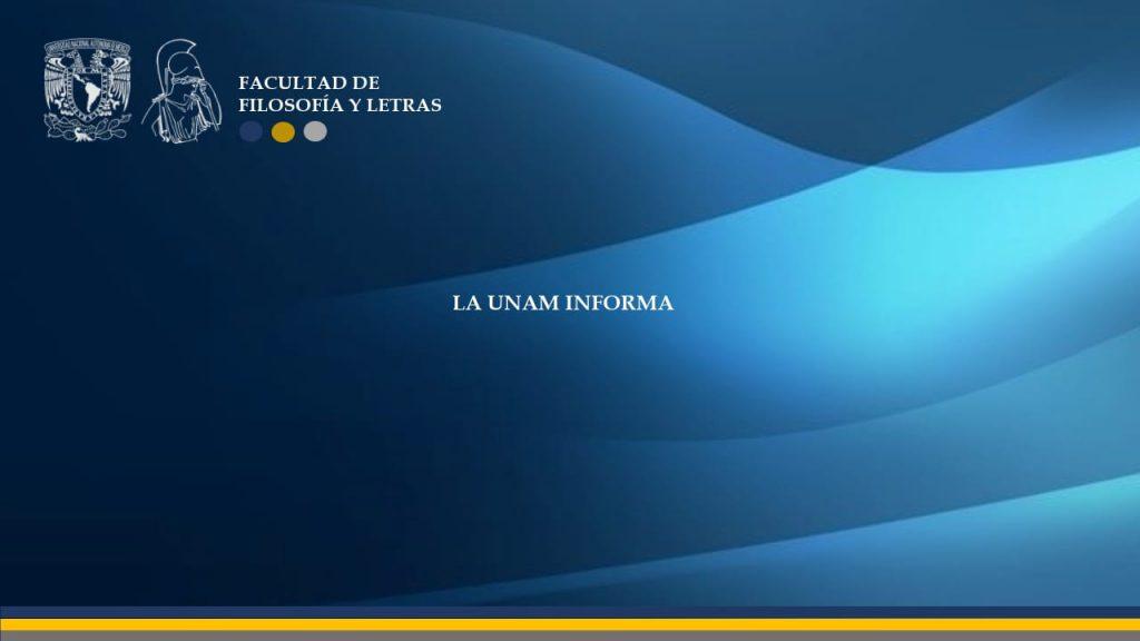 UNAM-DGCS-478