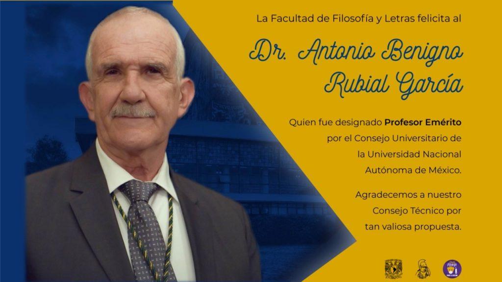 Dr Antonio Rubial 03